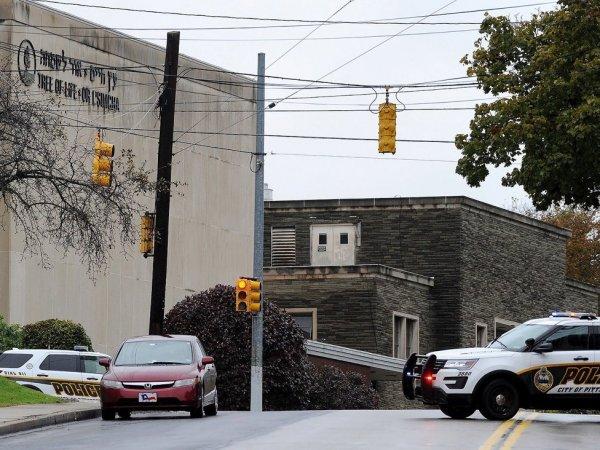 Стрельба в синагоге в Питтсбурге: 11 погибших