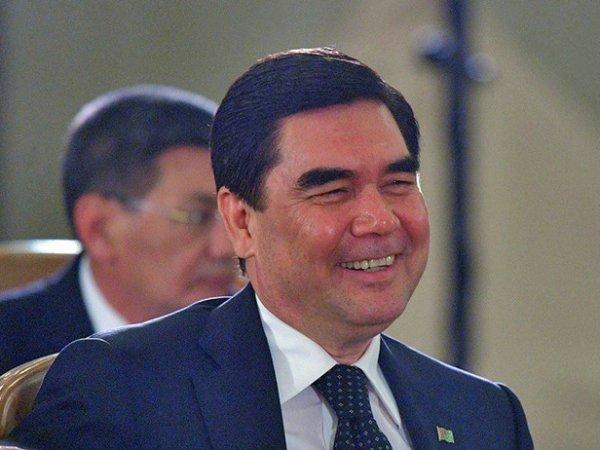 Президент голодающей Туркмении купил машину за полмиллиона евро