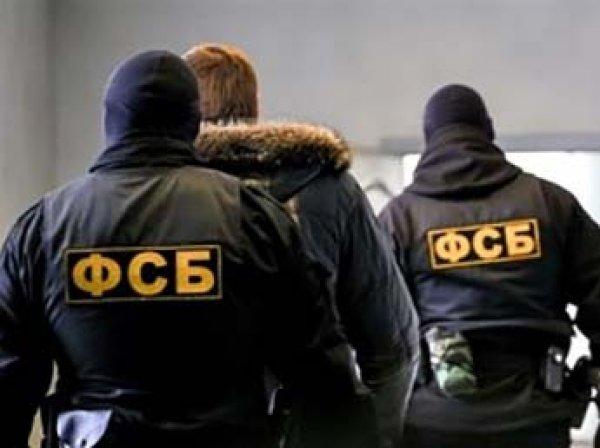 ФСБ проводит обыски в полиции Екатеринбурга