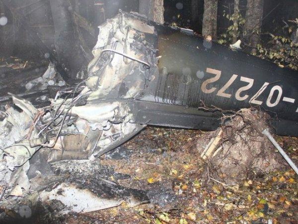 СМИ: пилота разбившегося вертолета с замом Чайки застрелили до аварии