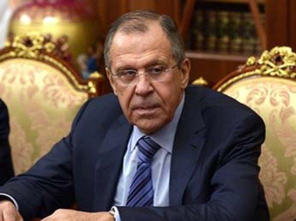 Лавров объяснил, почему Россия не пустит корабли НАТО в Азовское море