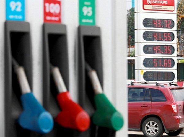 Цены набензин попросили поднять ещена5рублей