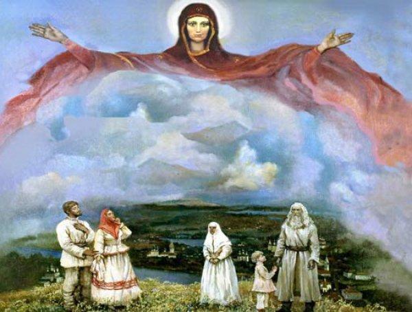 Какой сегодня праздник 14.10.2018: церковный праздник Покров Пресвятой Богородицы отмечается 14 октября