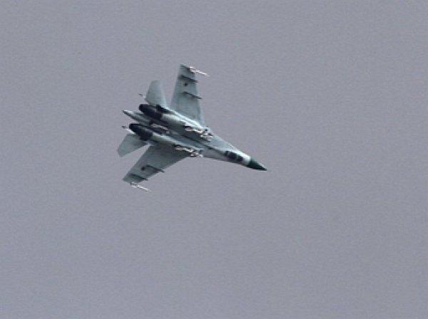 На Украине разбился Су-27: оба пилота погибли