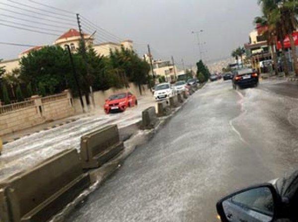 В Иордании наводнение смыло школьный автобус: погибли 18 человек