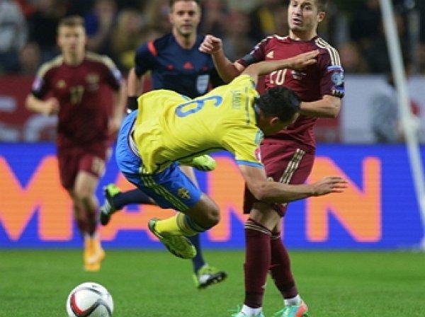 Россия – Швеция: счет 0:0, обзор матча от 11.10.2018, видео голов, результат ЛН (ВИДЕО)