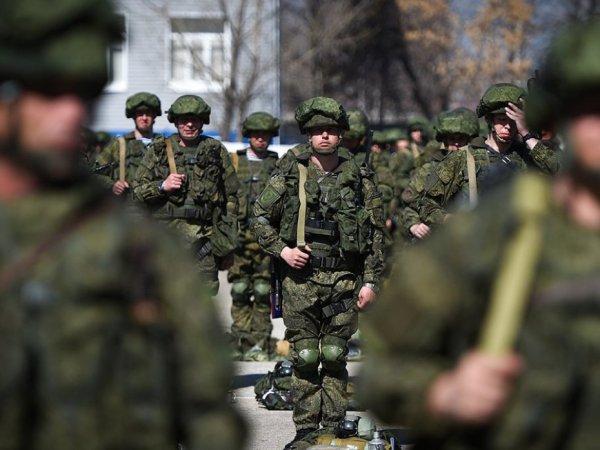 В МИД РФ подтвердили, что Россия готовится к войне