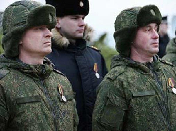 В Минобороны рассказали, на сколько вырастут зарплаты российских военных в 2019 году