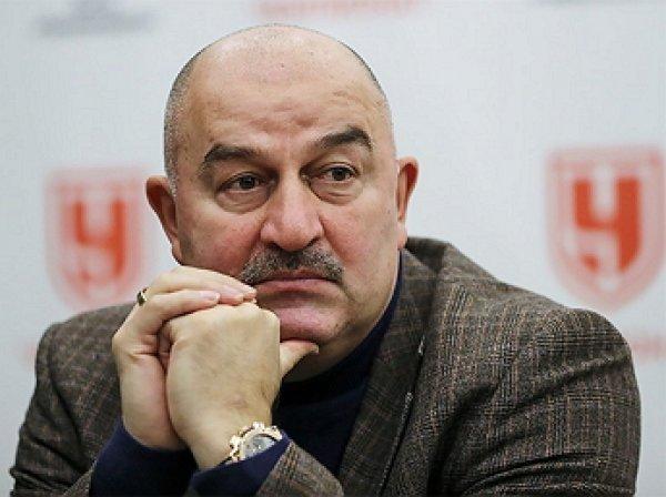 Черчесова назвали основным кандидатом на пост тренера «Спартака»
