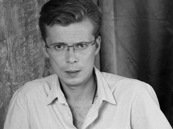 """Актер сериала """"Пятницкий Дмитрий Солодовник умер в 39 лет"""