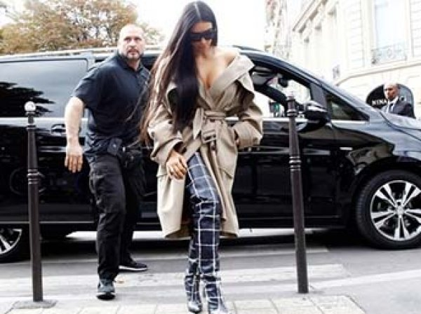 За ограбление Ким Кардашьян на  млн ответит ее телохранитель