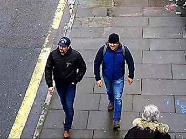 СМИ: Петров и Боширов следили за Скрипалем в Чехии