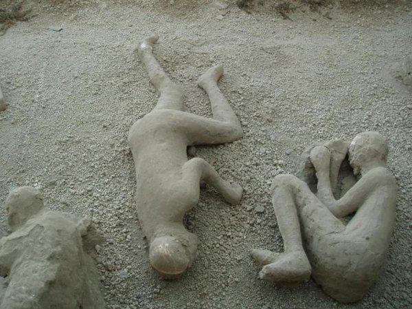 Ученые опровергли легенду о гибели Помпеи благодаря сенсационной находке