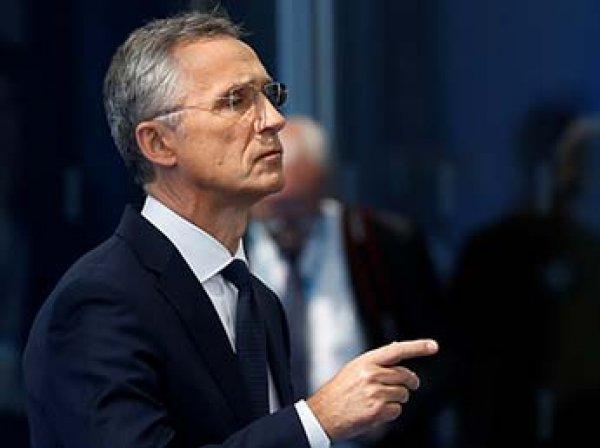 Генсека НАТО возмутил отказ России пропустить корабли альянса в Азовское море