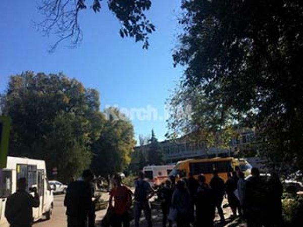 Взрыв в колледже в Керчи: погибли 10 человек, 50 ранены