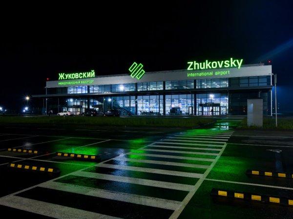 """В аэропорту """"Жуковский"""" столкнулись два самолета"""