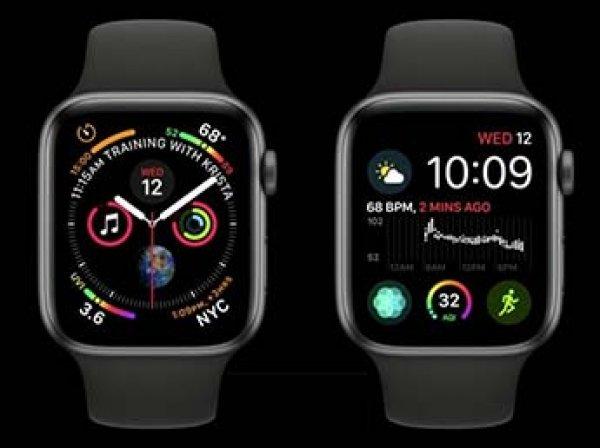 """Переход на """"летнее время"""" сломал """"умные часы"""" от Apple"""