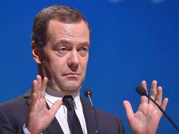 Медведев раскрыл подробности вводимых санкций против Украины