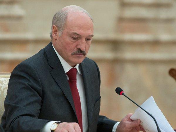 Лукашенко рассказал, как на его глазах погибли восемь человек