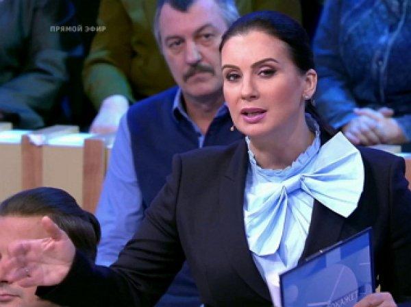 Первый канал отреагировал на требование убрать Стриженову из эфира