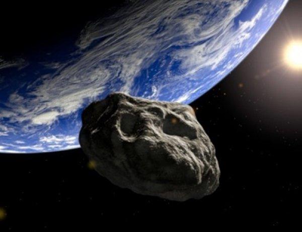 К Земле несется зловещий астероид-череп (ФОТО)