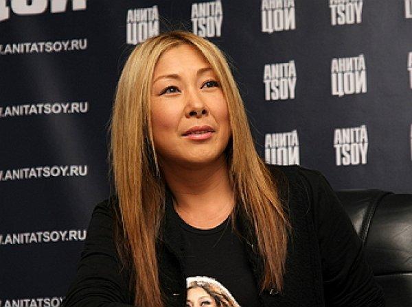 Певицу Аниту Цой срочно прооперировали