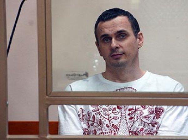 В Сети опубликовали завещание Сенцова, написанное во время голодовки