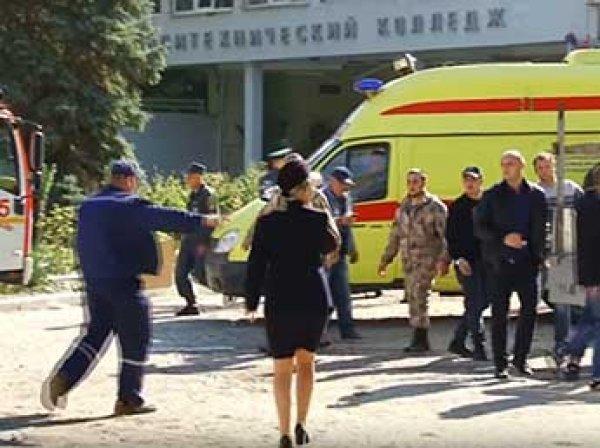 Патрушев назвал причину бойни в керченском политехе