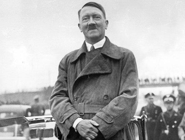 ЦРУ рассекретило доклад о сексуальной жизни Гитлера