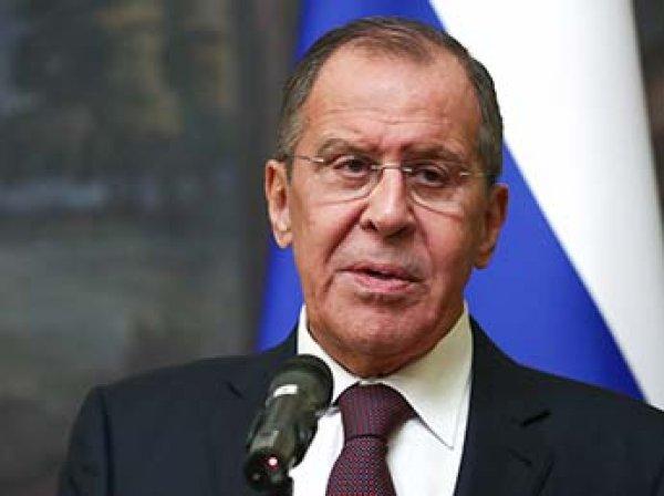 """""""Пример мегафонной дипломатии"""": Лавров прокомментировал высылку из Нидерландов четырех россиян"""