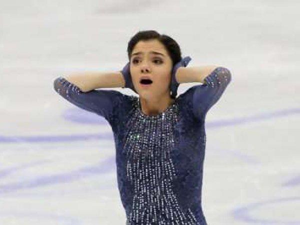 Медведева провалила Гран-при Канады, показав самый неудачный прокат в карьере (ВИДЕО)