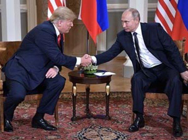 Путин опередил Трампа в рейтинге мирового доверия