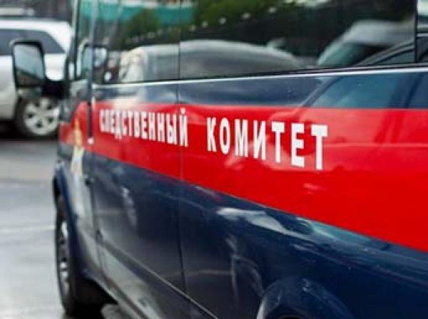 Кортеж зама Бастрыкина жестко протаранил такси в центре Москвы