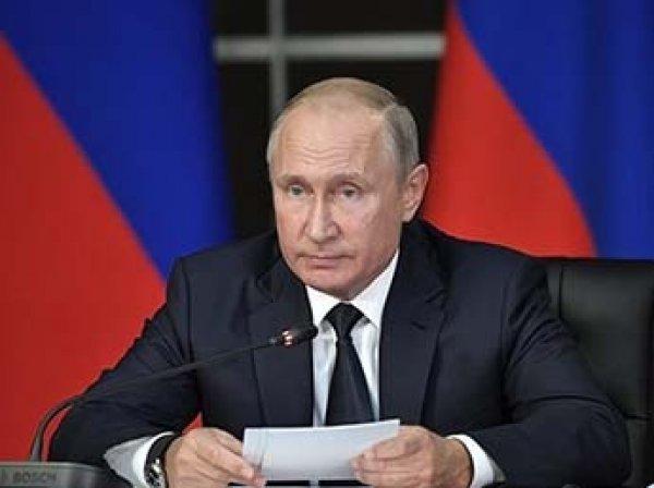 Путин отреагировал на трагедию в Керчи, а СКР перестал считать ее терактом