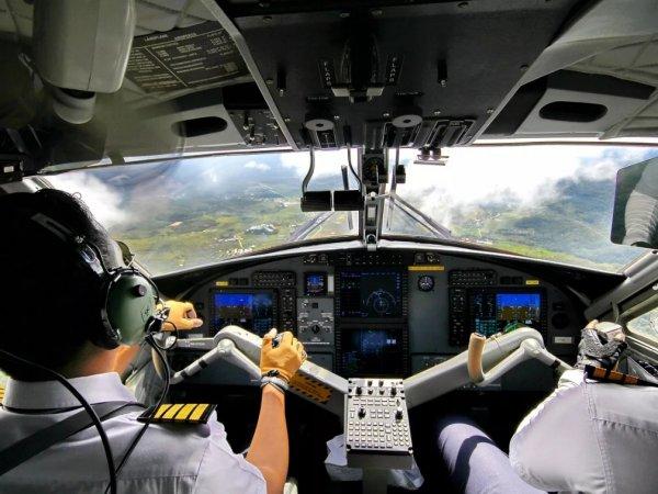 Пилоты рассказали, о чем никогда не говорят пассажирам