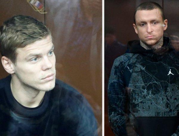 """""""Ждем, когда перестанут травить"""": Кокорин и Мамаев рассказали о своем заключении в СИЗО"""