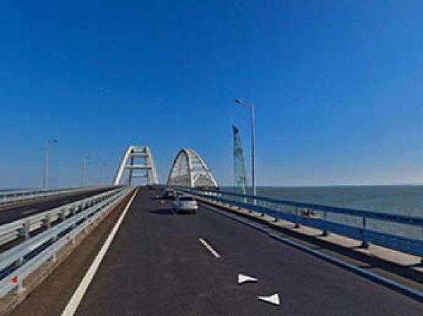 На Крымском мосту обнаружились серьезные проблемы после обрушения его опоры