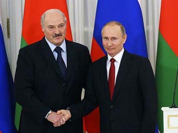 Оглашен сценарий объединения РФ и Белоруссии в единое государство к 2020 году