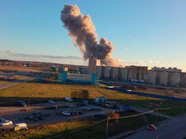 Взрыв в Гатчине 19 октября: трое погибших (ФОТО)