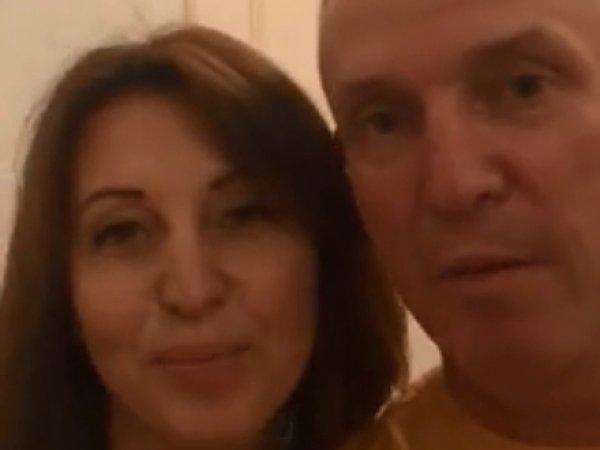Онкобольные Рыбин и Сенчукова записали видеообращение к поклонникам