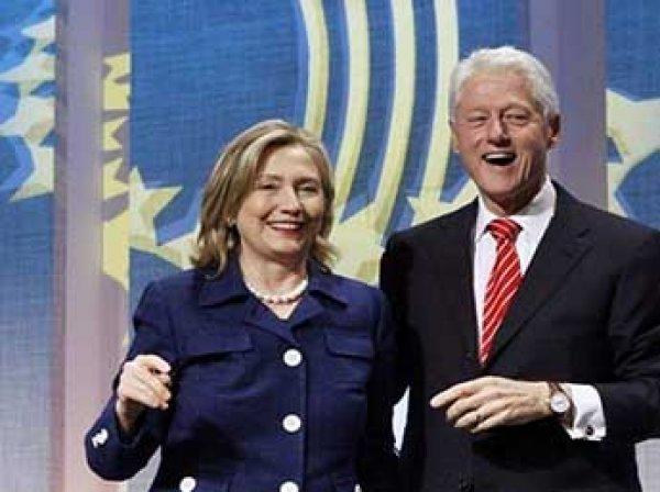 В дом Хиллари и Билла Клинтона прислали бомбу