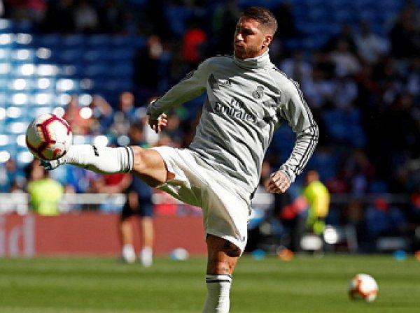 Капитан «Реала» запустил в одноклубника мячом