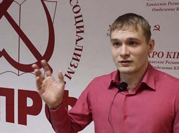 Кандидат от КПРФ остался единственным на выборах главы Хакасии