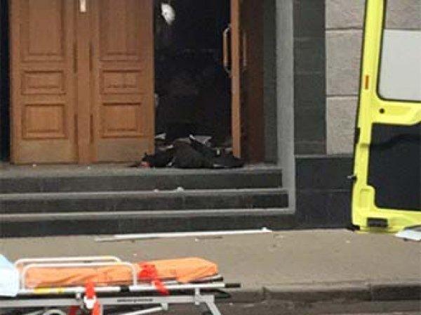 Взрыв произошел у здания ФСБ в Архангельске: есть погибшие