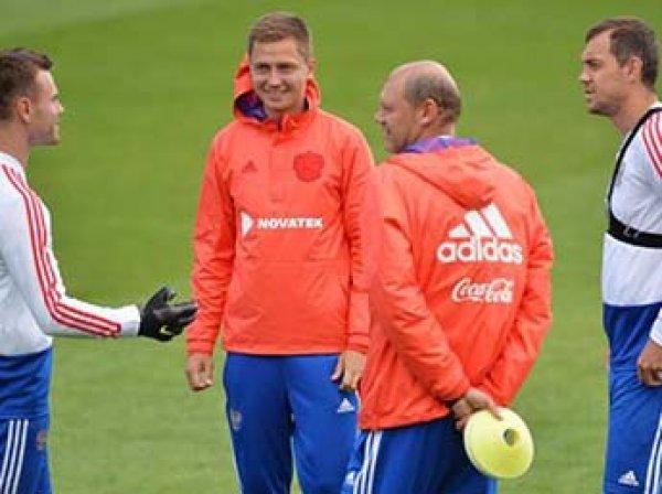 Стало известно, кто будет капитаном сборной России после ухода Акинфеева
