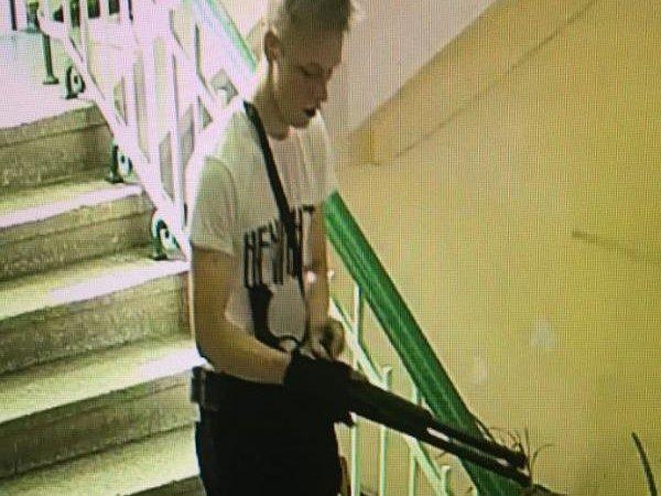 СМИ: студент Росляков мог устроить бойню в Керчи из-за неразделенной любви