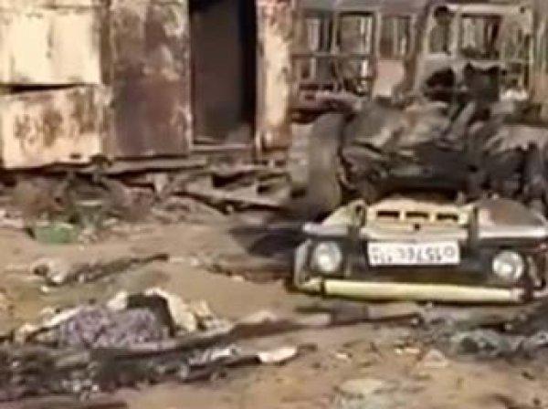 В башкирском селе произошла массовая драка между местными жителями и чеченскими рабочими