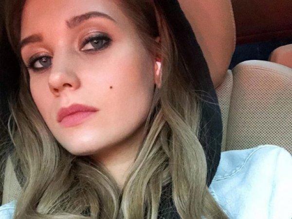 Кристина Асмус извинилась за сорванный спектакль, опубликовав фото в нижнем белье