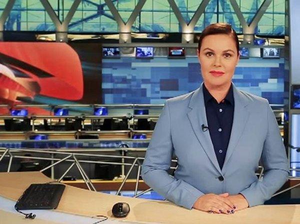 """Андрееву снова выгоняют из программы """"Время"""""""
