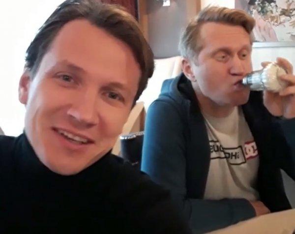 """""""Все получилось!"""": Рожков и Мясников окончательно откололись от """"Уральских пельменей"""""""